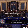 US Senate Passes Republican-Backed Budget, 51-49