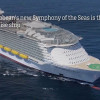 Symphony of the Seas World's largest cruise ship sets sail